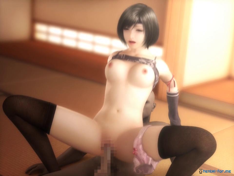 yuffie hentai video