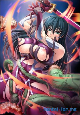 Taimanin Asagi  / Anti Demon Ninja Asagi