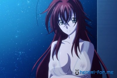 High School DxD Born + OVA (Fan service)