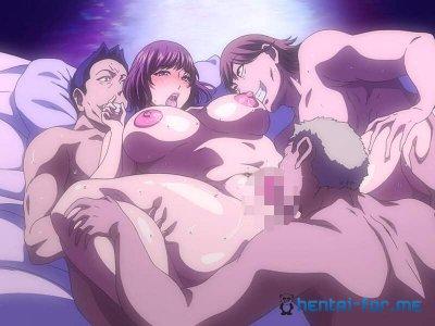 Tsuma ga Onsen de Circle Nakama no Nikubenki ni natta no desuga