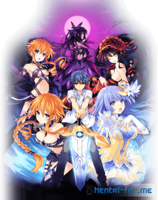 Date A Live II Fanservice Compilation